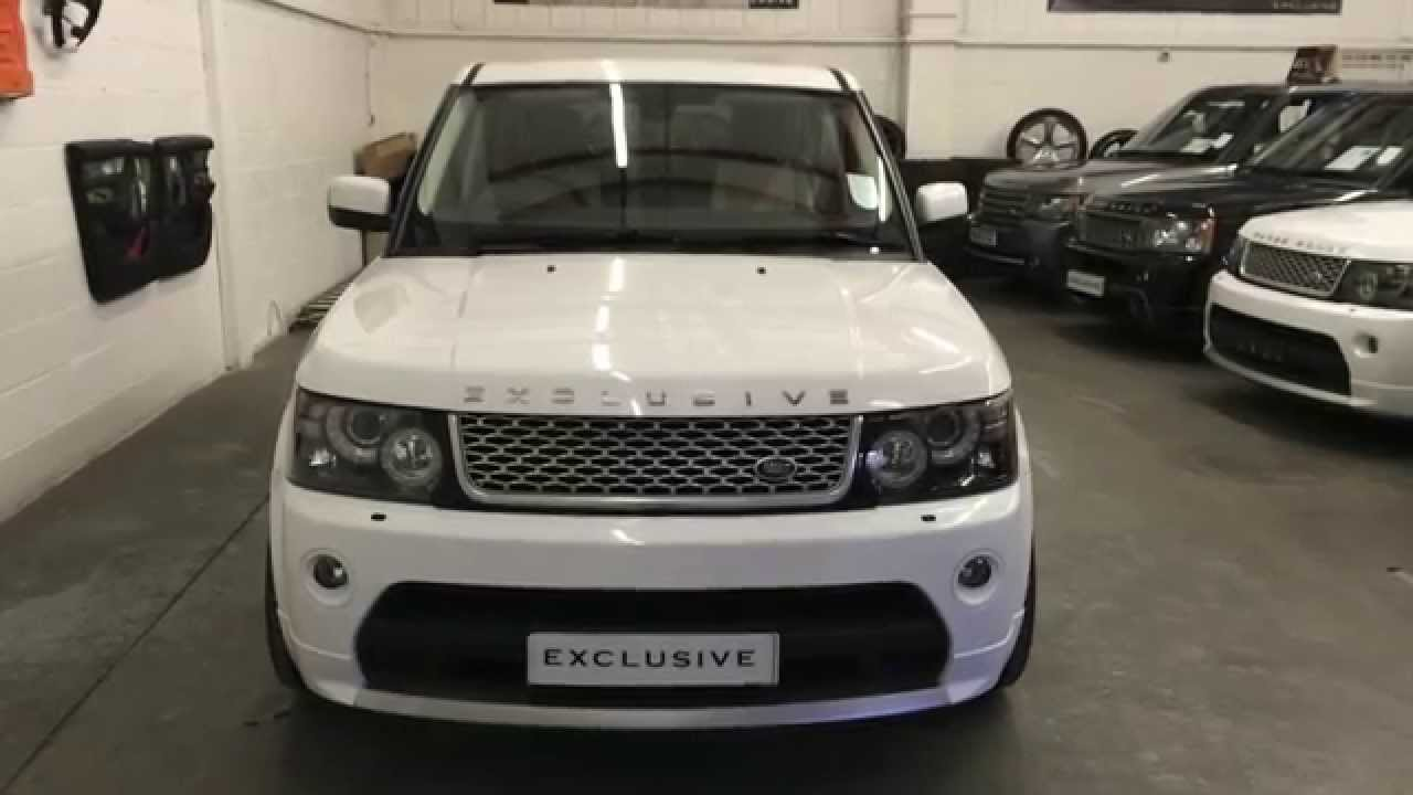 Exclusive Cars (GB) - 2012 12 Land Rover Range Rover Sport ...