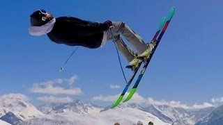 Freestyle: Skiing In The Alps