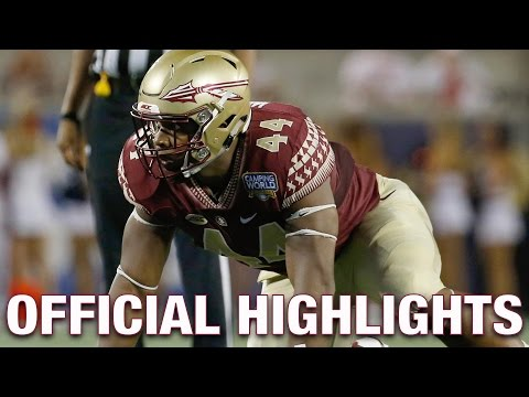DeMarcus Walker Official Highlights | Florida State Defensive End