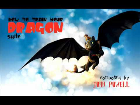 how to train your dragon suite youtube