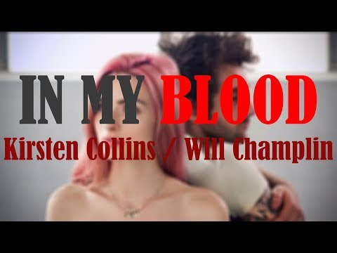 IN MY BLOOD - Shawn Mendes | Kirsten Collins & Will Champlin Cover [Full HD] lyrics