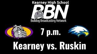BBN 9/18/20 Varsity Football Kearney vs Ruskin