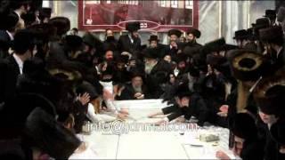 Slonim Rebbe In Boro Park Shevat 5772