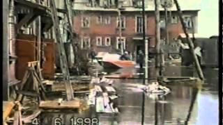 Нарьян-Мар наводнение 1998