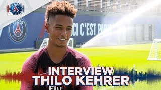 THILO KEHRER'S FIRST INTERVIEW (