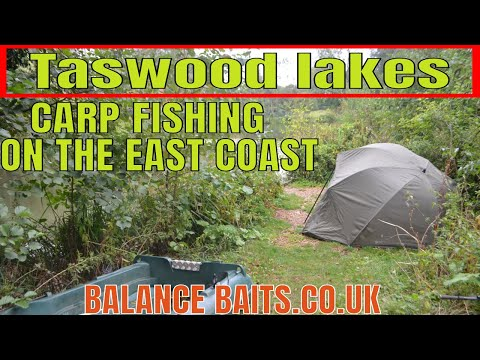 ***Day Ticket Carp Fishing*** Taswood Lakes, Fishing For Old Carp
