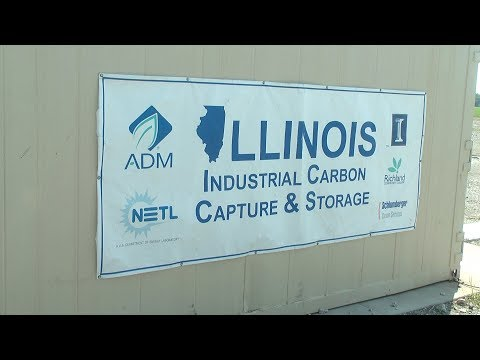 Illinois Industrial Carbon Capture and Storage Project