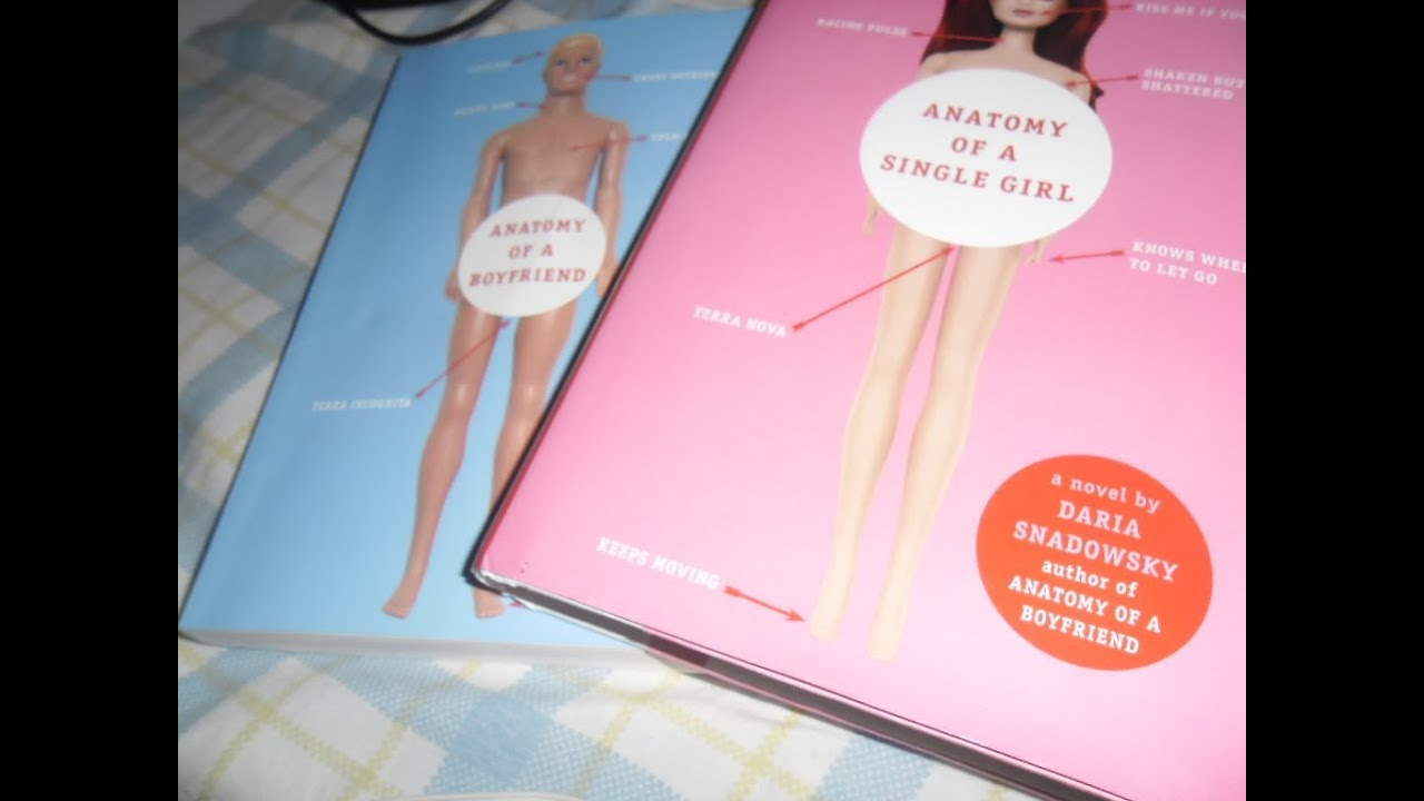 Dual Book Review Anatomy Of A Boyfriend Anatomy Of A Single Girl