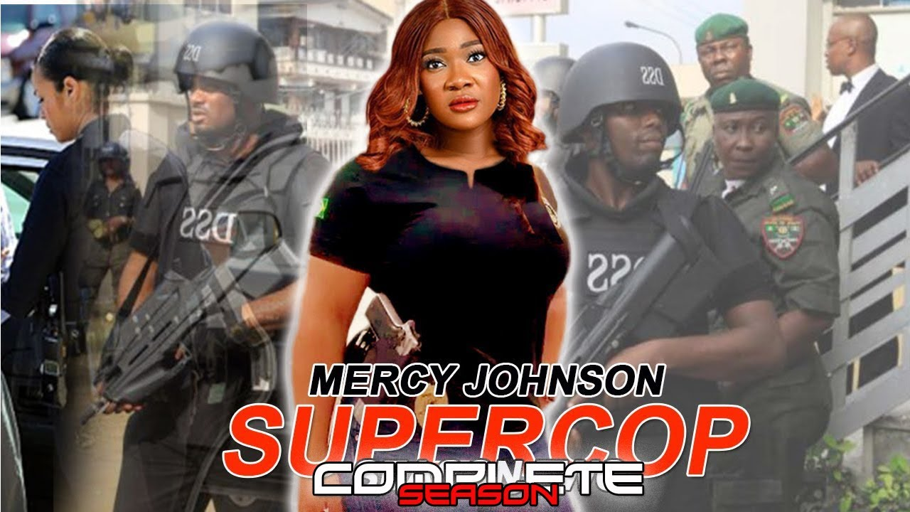 Download Mercy Johnson - The Supercop FULL MOVIE | 2021 Latest Nigerian Movies | Full Nigerian Movies