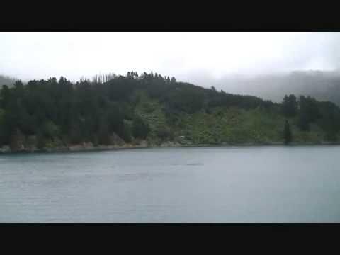 Picton to Wellington Ferry - New Zealand