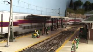 Northeast Corridor Action HO Scale