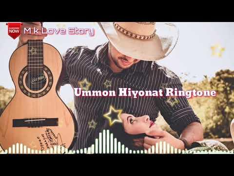 Ummon Hiyonat Ringtone | Tiktok DJ Ringtone | New Love Ringtones