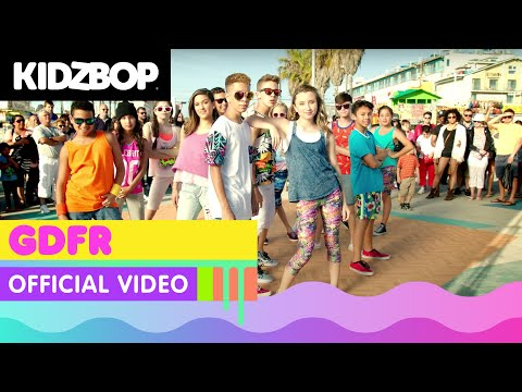 KIDZ BOP Kids – GDFR (Behind The Scenes Featuring Megan Lee) [KIDZ BOP 29]