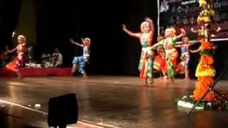 Kuchipudi Dance-Jatiswaram