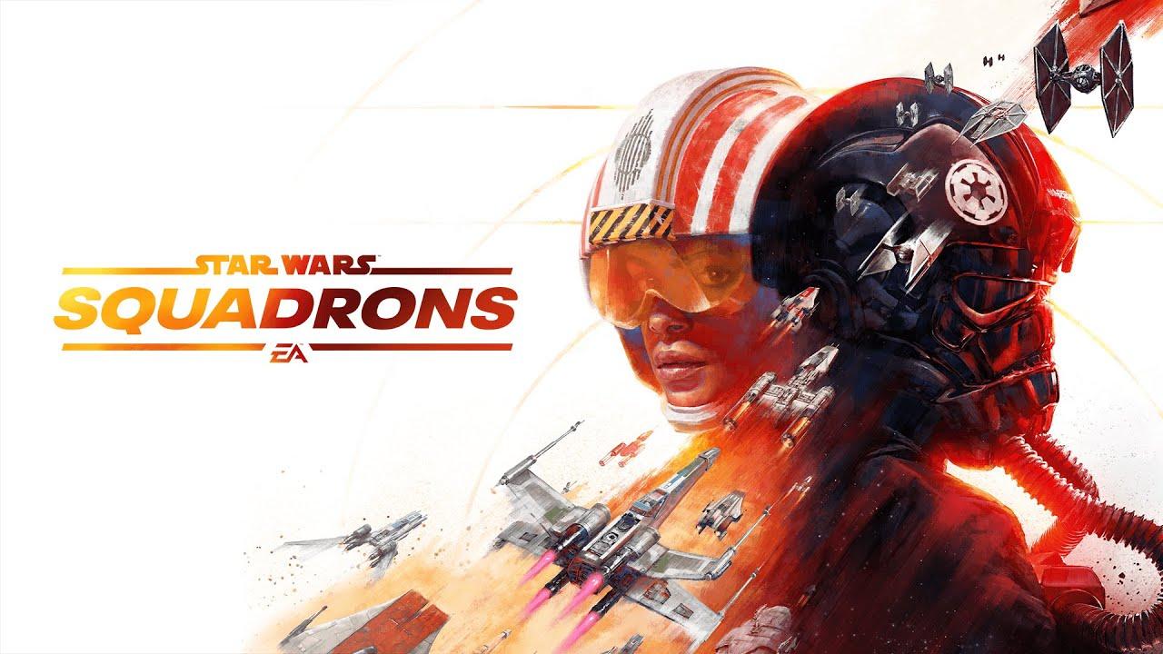 "Star Wars ""squadrons"" - трейлер. (Русские субтитры.)"