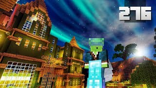 "Let""s Play Minecraft - Ep.276 : Amazing Shaders/Exploration"