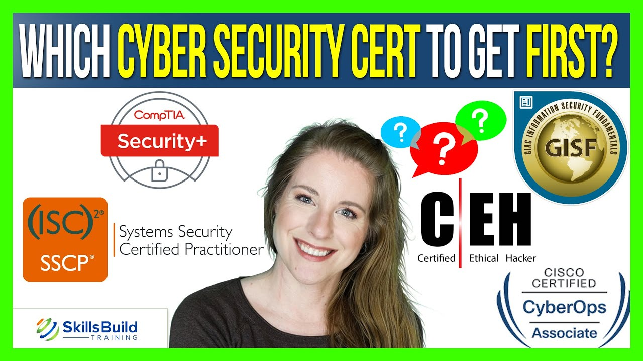 Top 5 🔥 Entry Level Cyber Security Certifications | Best Entry Level Cyber Security Certifications