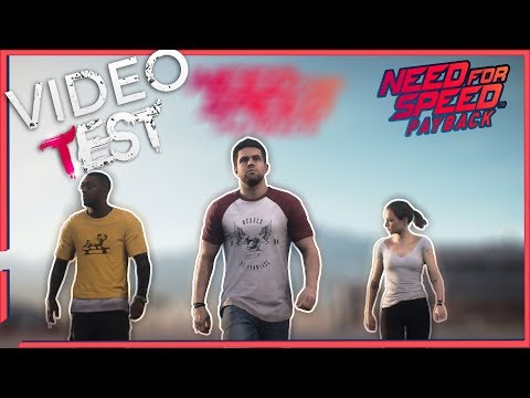 Fast And Furious 9 ? - Test de Need For Speed : Payback