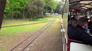 Train St Trojan ile d'Oléron Promenade du 26 Avril 2015
