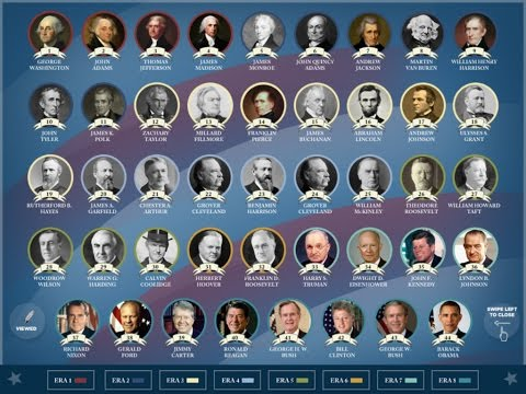 The Presidents of the United States of America | List of Presidents of the United States