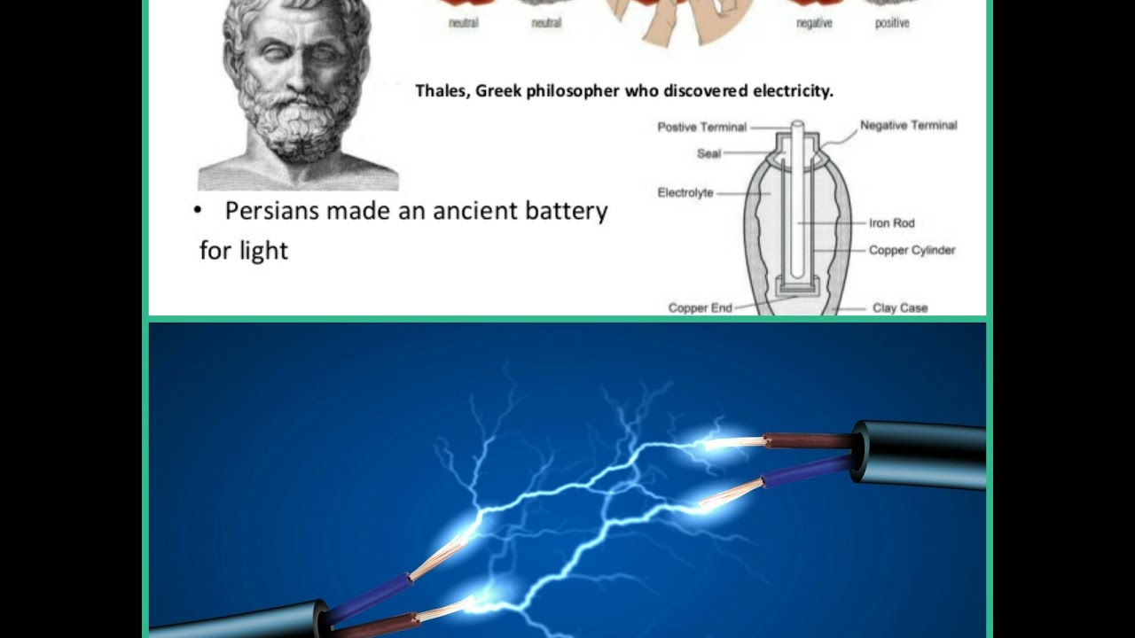 discovery of electricity