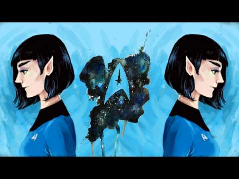 fem!Kirk x fem!Spock [SPACE GIRL]