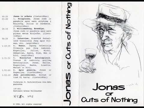 Jonas or Cuts of Nothing