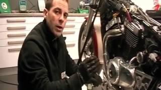 Diagnostique moto moteur 4 temps Hella Gutmann / DARRITEK.fr