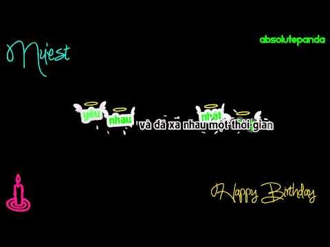 [Vietsub] Happy Birthday - Baek Ho (NU'EST) [720P]