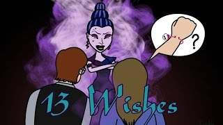 Escape From Monster High (Ep. 8): 13 Wishes
