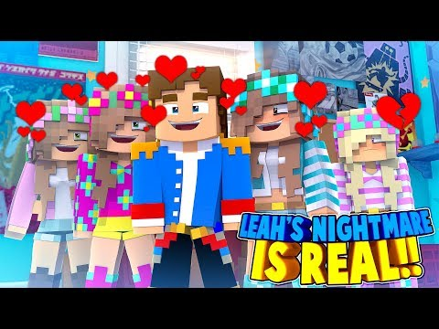 Minecraft REAL LIFE NIGHTMARE    IS DONNY BACK WITH LITTLE KELLY & ASHLEY??