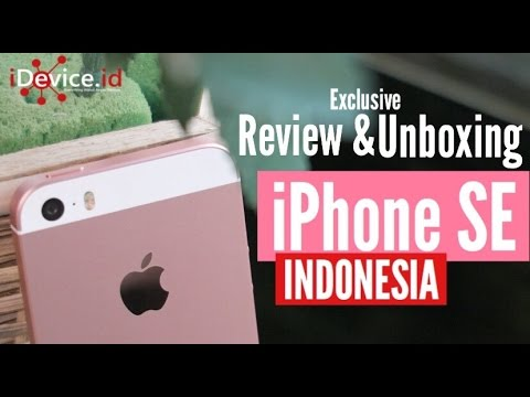 iPhone SE Review Indonesia – iDevice.id