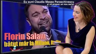 Florin Salam Batut in Timp ce Canta la Milano, Italia # Detalii De Ultima Ora