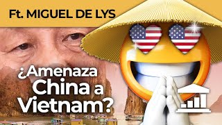 La nueva alianza entre VIETNAM y USA contra CHINA - VisualPolitik