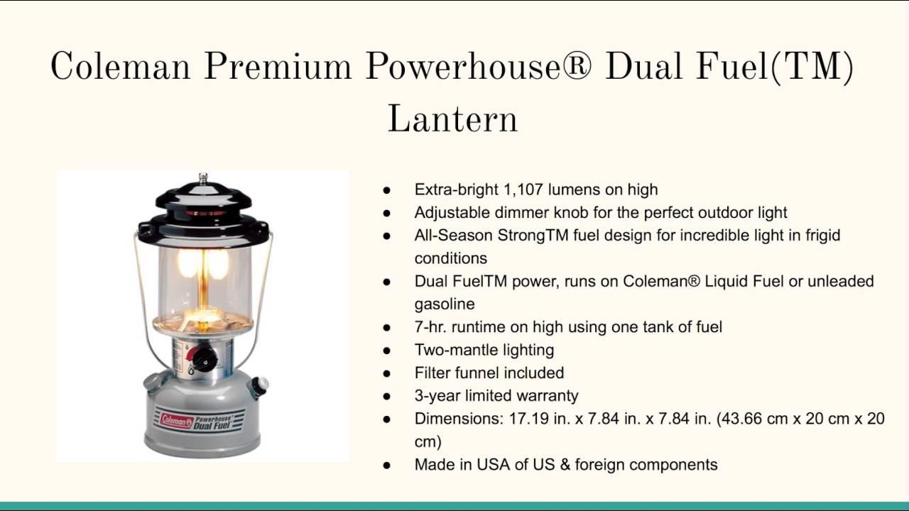 Coleman dual fuel lantern parts youtube coleman dual fuel lantern parts mozeypictures Images