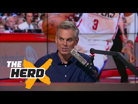 Chris Paul traded to the Houston Rockets | THE HERD