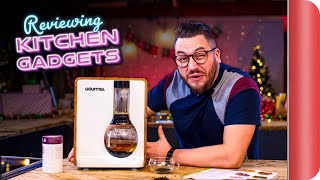 Chefs and Normals Review Kitchen Gadgets | S2 E1 | SORTEDfood