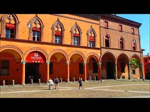 comment voyager à BOLOGNE  Italie vidéo conseils - infos pratiques visite la ville en Français