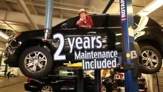 Johnny Land: Trucks at Chevrolet Buick GMC Cadillac of Murfreesboro