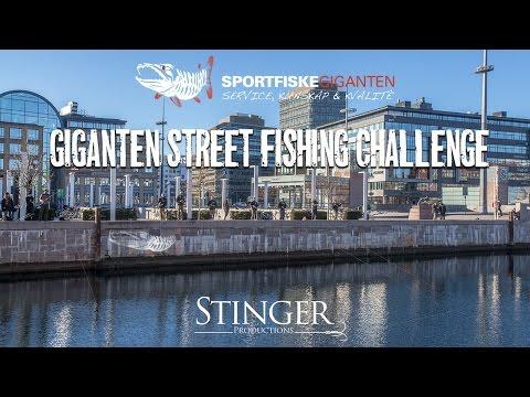 Giganten Street Fishing Challenge 2016