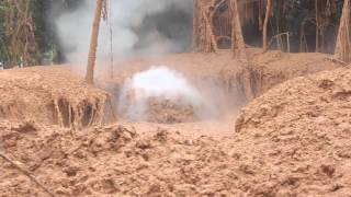 dampak pengeboran panas bumi tondangow 2