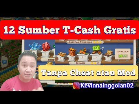 Inilah Cara Mendapatkan Cash Uang Township Secara Gratis, Cepat, dan Banyak