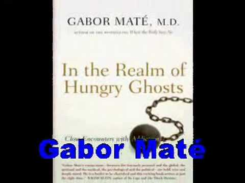Gabor Mate-In The Realm Of Hungry Ghosts-author Intervie