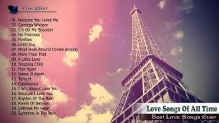 Repeat youtube video Best romantic love songs 80 s 90 s collection Nonstop english love songs of all time 000