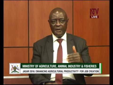 MINISTRY OF AGRICULTURE, ANIMAL INDUSTRY AND FISHERIES 2015/16 JOINT SECTOR REVIEW SUMMIT