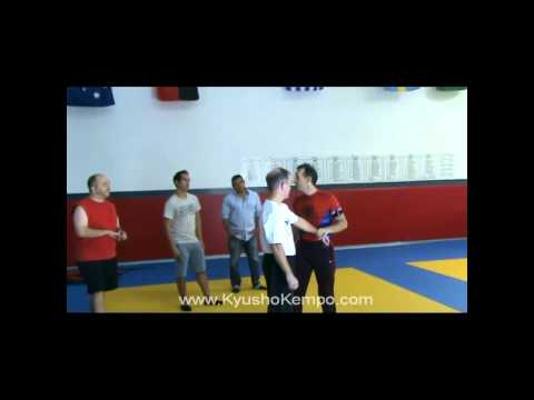 Pressure Point Fighting Techniques For The Street
