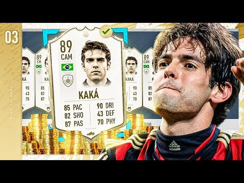 WE FINALLY GOT KAKA!! - FIFA 20 KAKA ROAD TO GLORY #3
