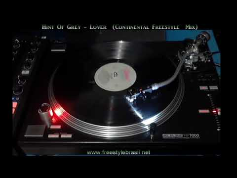 Hint Of Grey - Lover (Continental Freestyle Mix)