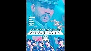 Opening To Iron Eagle II 1989 VHS