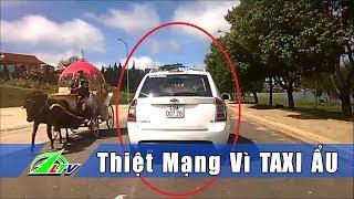 [Tâm Điểm] Xe Taxi Chạy Ẩu 1 Người T.Ử V.O.N.G   Tin Nóng 24h Ngày 09/10/2018   365 Lâm Đồng    LDTV